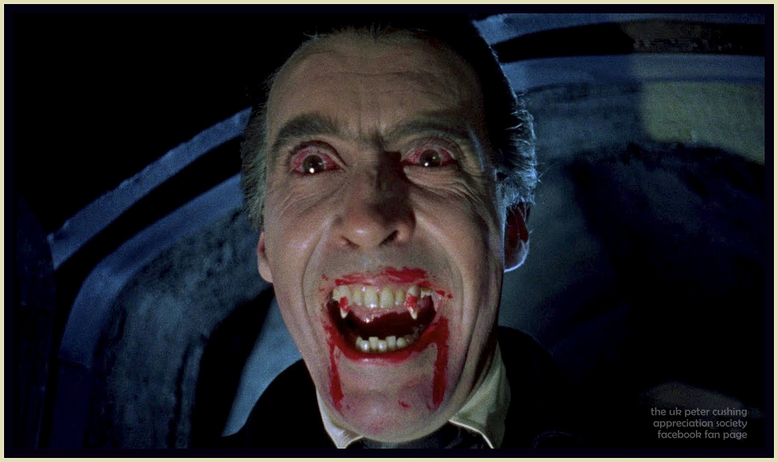 Dracula [Christopher Lee] 1